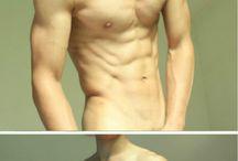 corpo masculino