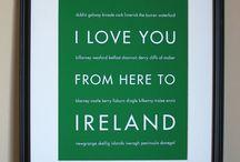 Ireland st patricks day / by valerie Brockway