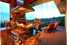 Magnificent Makeover / City lights and mountain views offer these clients spectacular outdoor living opportunities, but harsh wind and weather made enjoying these views from the existing deck impossible. We created a beautiful outdoor space that they can now use year-round.  Find us at coloradodecks.com/