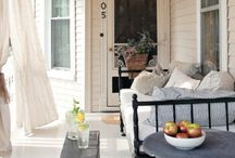 Porches / by Christie Tongate