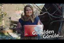 Aras Kargo Gönül Dağı Reklamı