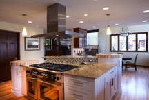 Stony Hill Kitchen Remodel -MDB / #kitchen #kitchenisland #backsplash