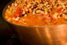 Beans, lentils, legumes