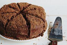 Marcia chocolate cake