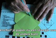 Kaarten maken: enveloppen