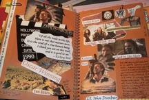 Do you Smash Book? / In a recent #ScrapChat we had on Twitter the topic of Smash Books came up. Talented #ScrapChatters shared some of their pages with us. Here they are! / by Scrapbook Expo