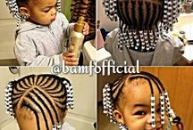 Kiddies hairstyles