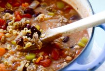 Weight watchers soups and stews