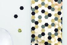 Hexagon Art
