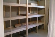 basement project / by Ashley Anderson
