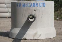 FP McCann Precast Drainage & Water Management Products