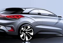 Hyundai Sketches / For all Hyundai sketches!