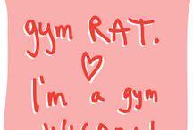 Gym bunny!!!