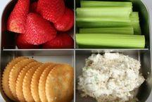 lunch ideas / by Amy Dean