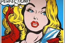 Fabulous Comic Females / by Sara Deppenbrook