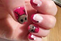 nail art me ♥