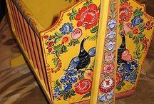 Furniture_rustic/folklore