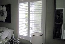 "Plantation Shutters | Window Treatment Shutters / Window Treatment Ideas for Plantation Shutters | Shutters Toledo Ohio. If you have beautiful wood trim around your windows, you can highlight that feature with shutters. Think of shutters as, ""Furniture for your windows!"" / by Window Treatments"