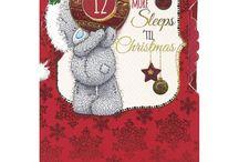 Me to You Bear Christmas Cards 10