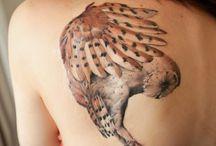 Tattoveringer / Tatoveringer
