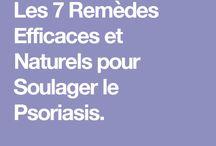 psoriasis remède
