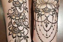 mehandi & tatoo art