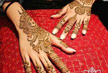 Henna designs!