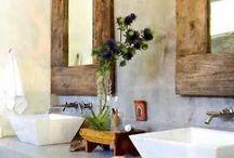 Bathrooms / by Jenna Sue Design Co.