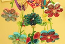 mobiles quilling