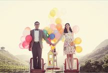 Tying the Knot : Engagement Session