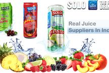 Real Juice Suppliers Guaranteed Health And Fitness With Their Products In India
