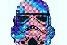 Star Wars hama