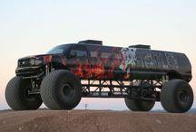 monsters trucks