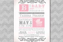 Baby shower and everything baby!!