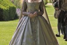 secolul 16 moda