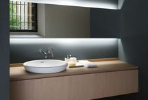Bathroom's I like / Badkamer design