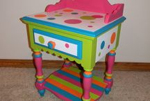 kids room / by Janie Colwell