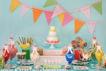 PARTY: Candy Party / Crafts, printables, recipes, and party decor to help you host an EXTRAORDINARY Candy party!