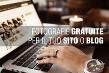 Fotografie / Raccolta di siti vari dove poter recuperare immagini e fotografie da utilizzare per il proprio blog, sito oppure per le pubblicazioni sui Social Network, alcuni fanno riferimento a siti dove i contenuti sono Free, altri a pagamento.
