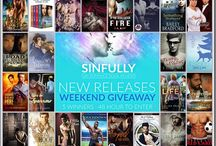 NEW RELEASES 2016 / We here at Sinfully will be bringing you updates Mondays, Wednesdays on the New Releases, Sales, Freebies and News which has caught our eye in the M/M world… and on Friday we will bring you up to date on the week's New Releases with our regular weekly, WEEKEND NEW RELEASES and #GIVEAWAY post.