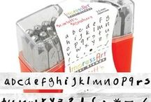 Metal Stamps / by New Again Design