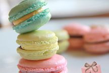 Macarons! / by Marie Muse