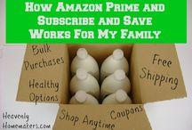 Save Money While Living Healthy / Great prices on items to keep you healthy!