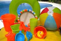 Pool Party Ideas / by Melissa Landreth