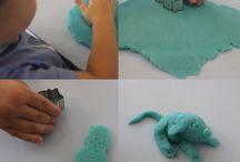 Kids DIY / Kids toddler DIY activity craft