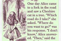 Alice / by Michelle Góes