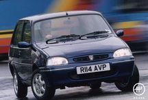Rover / Rover Car Models