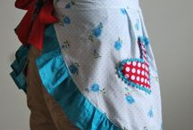Aprons, aprons, aprons! / by Cindy McFee Prince