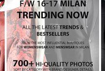 Milan Retail Reports