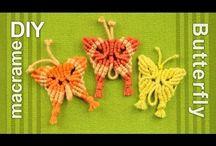 farfalle macramè